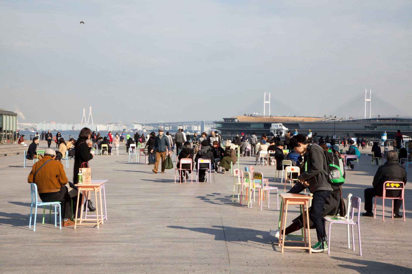 photo by 慶應義塾大学ホルヘ・アルマザン建築デザイン研究室