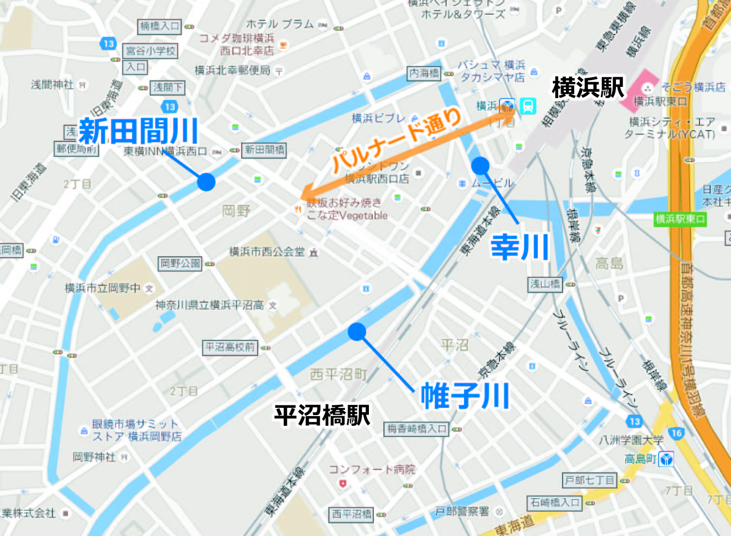 yokohamanishi_map
