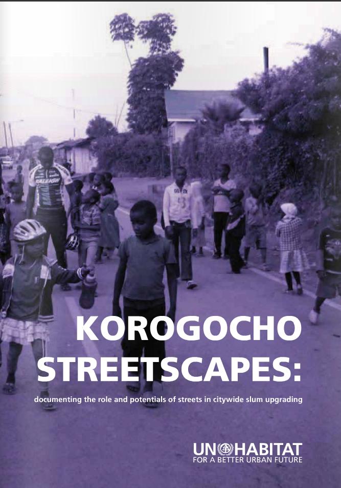 UN-HABITAT 'Korogocho'プロジェクト  via issuu.com