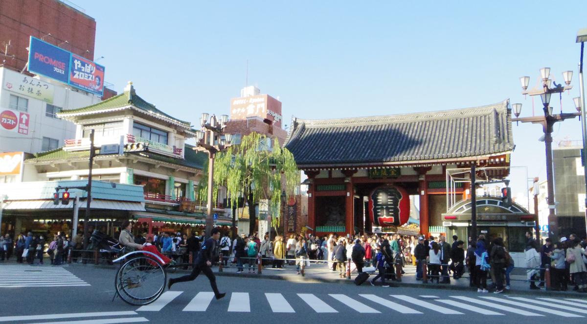 会場は浅草文化会館 Photo by Ayano Kumazawa