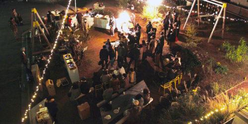 住宅地の真ん中で「夜の音楽祭」! 西千葉HELLO GARDENで実現できたワケ