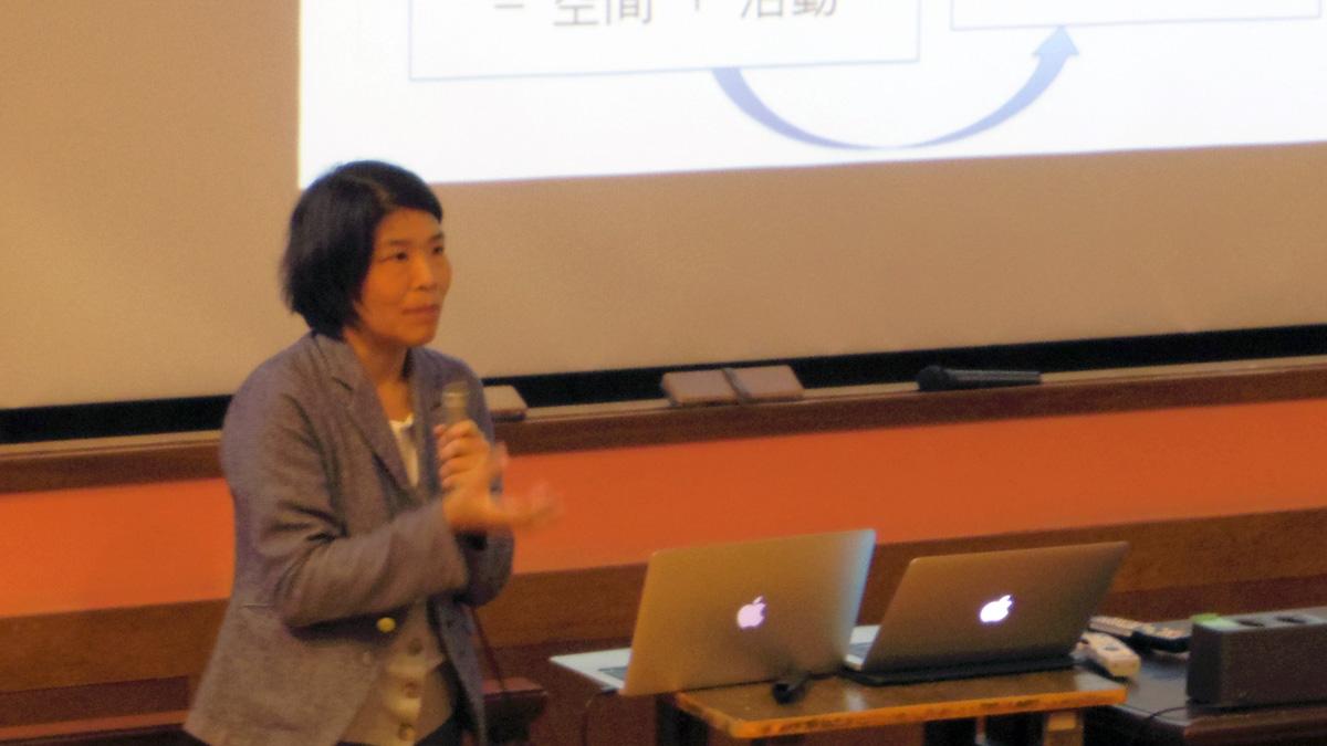 東京大学大学院の窪田亜矢さん Photo by Ayano KUMAZAWA