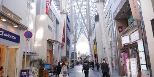 知っておきたいこれからのアーケード ~高松中央商店街をソト視点で歩く~