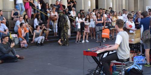 イヤホンは外して、まちにあふれる音楽を聞こう! ~オーストラリア・メルボルン、音楽があふれるまちのつくりかた~