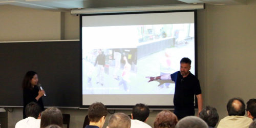 ゲール事務所 デイビッド・シムと6人のプレイスメーカーが見据える日本のパブリックスペースの未来