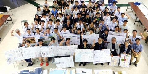 学生たちのソトのアイデア大集合!「学生と地域との連携によるシャレットワークショップ in 松江2017」レポート